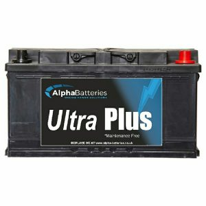 017 Ultra Plus Car Battery-0