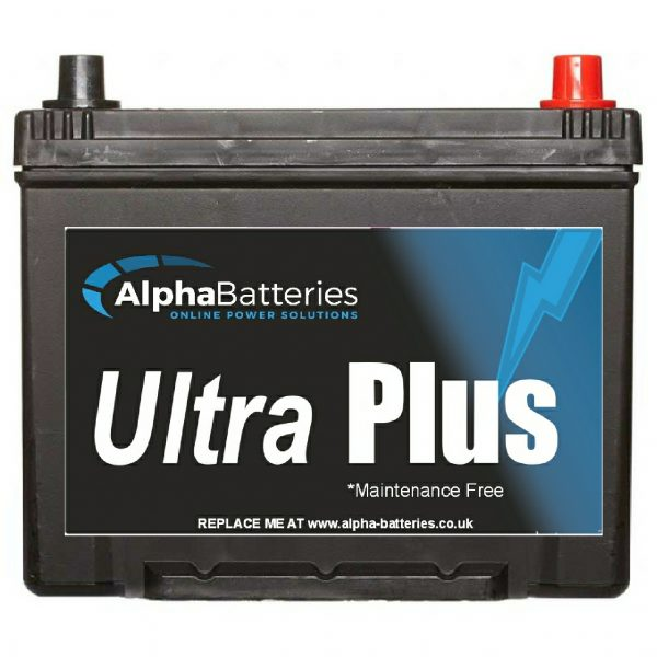 068 Ultra Plus Car Battery-0