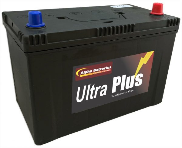 60 AH Ultra Plus Electric Fence Battery-0