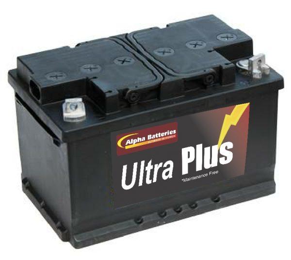 097 Ultra Plus Car Battery-0