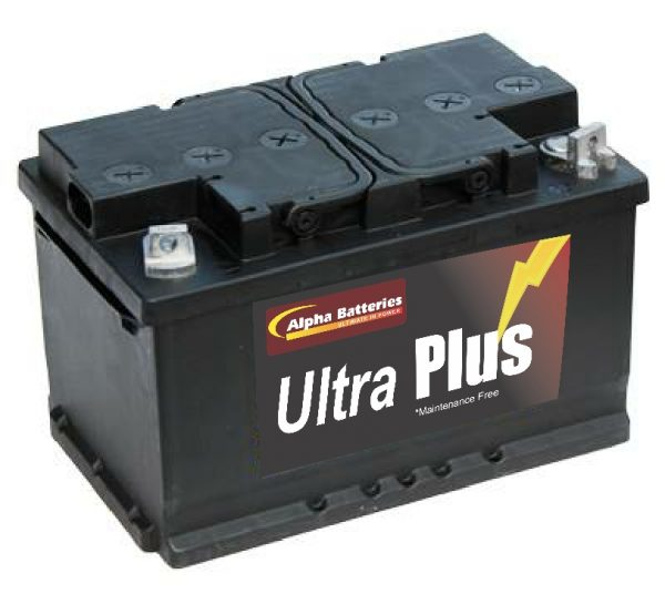 085 Ultra Plus Car Battery-0