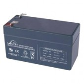 12V Leoch LP12-1.2 Sealed Lead Acid Battery-0