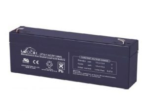 12V Leoch LP12-1.9 Sealed Lead Acid Battery-0