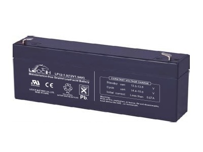 12V Leoch LP12-1.9 Sealed Lead Acid Battery-0