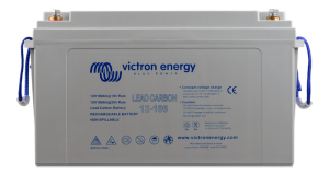 12v Victron Energy 106ah Lead Carbon Agm Battery - Bat612110081-0