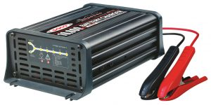 12V 10A 7 stage Connect & Forget Automatic Smart Battery Charger with UK Plug-0