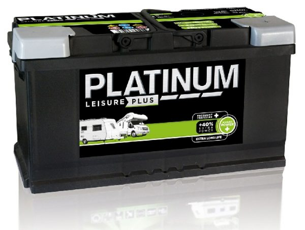 12V 100 AH Platinum Low Height Leisure Battery (LB6110L)-0