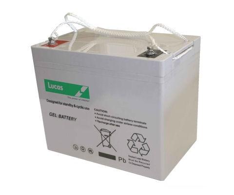 12V 140AH Lucas AGM Leisure Battery LSLC140-12-0