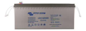 12v Victron Energy 160ah Lead Carbon Agm Battery - Bat612116081-0