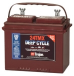 Trojan 85AH Golf Buggy Battery-0