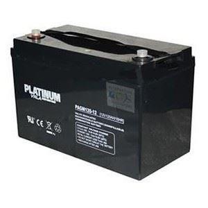 12V Platinum 120AH AGM Leisure Battery (PAGM120-12) NCC Class A-0