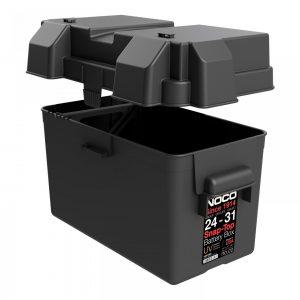 NOCO Group 24 -31 Battery Box HM318BK (75AH - 135AH SIZE)-0