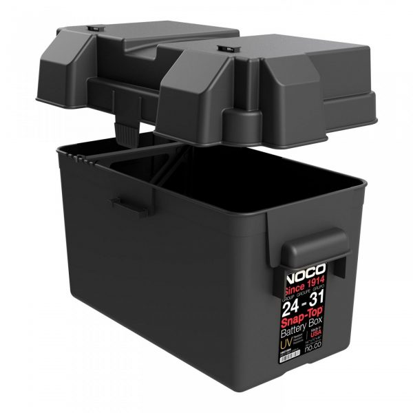 NOCO Group 24 -31 Battery Box HM318BK (75AH - 135AH SIZE)-0