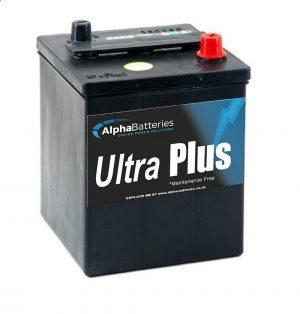 6V 421 Ultra Plus Classic Car Battery (EU80-6)-0