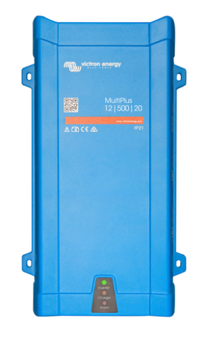 12V Victron Energy Multi Plus Inverter Charger 12/500/20-16 230V VE.Bus - PMP121500000-0