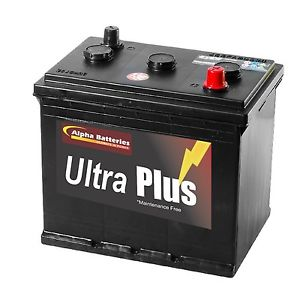 6V 511 Ultra Plus Classic Car / Tractor Battery-0