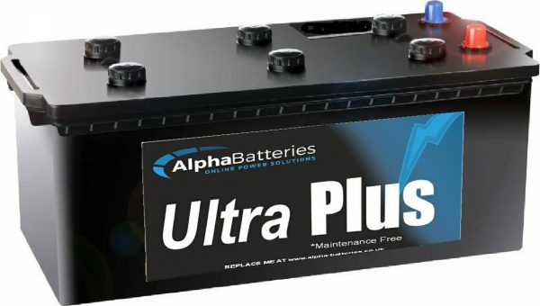 12V 170AH Ultra Plus Leisure Battery-0