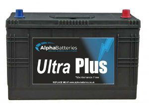 663 Ultra Plus Commercial Battery-0