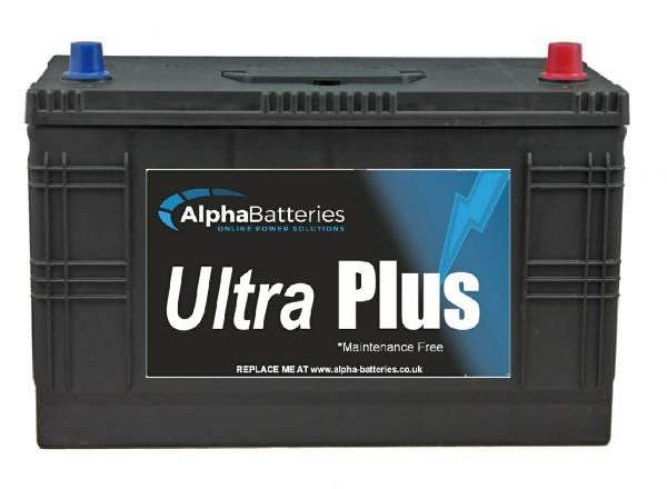 665 Ultra Plus Commercial Battery-0