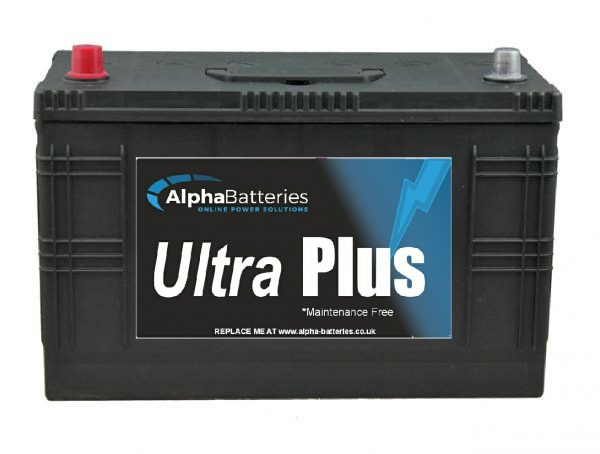 656 Ultra Plus Commercial Battery-0