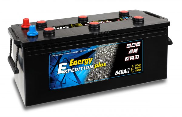 12V 150AH Expedition Plus Semi Traction Leisure Battery-0