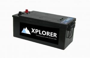 12V 170AH Xplorer™ AGM Leisure Battery-0
