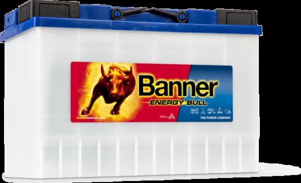12V Banner 115/135 AH Energy Bull Leisure battery (95901)-0