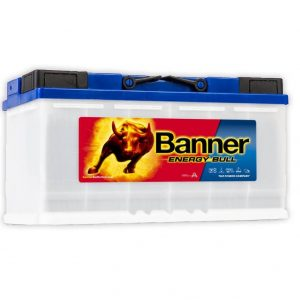 12V Banner 100/110 AH Energy Bull Leisure Battery (95751)-0