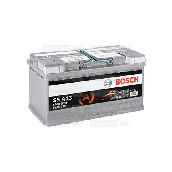 019 Bosch AGM Stop Start Car Battery (S5A13)-0