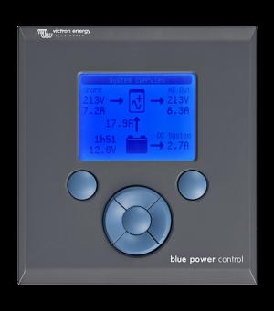 Victron Energy VE.Net Blue Power Control GX Panel - BPP000200110R-0