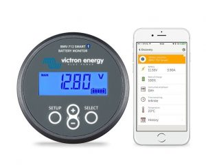 Victron Energy Battery Monitor BMV-712 Smart with bluetooth - BAM030712000R-0
