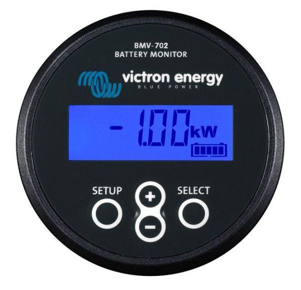 Victron Energy Battery Monitor BMV-702 Black - BAM010702200R-0