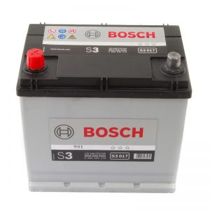 049/057 Bosch Car Battery (S3017)-0