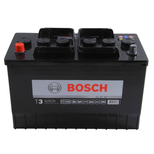 664 Bosch Commercial Battery (T3036)-0