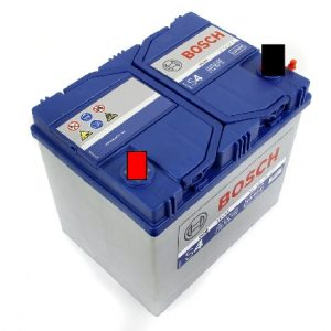 005R Bosch Car Battery (S4025)-0