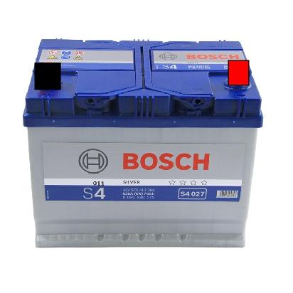 068 Bosch Car Battery (S4026)-0