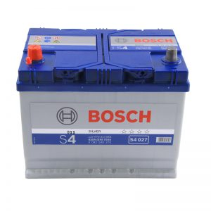 069 Bosch Car Battery (S4027)-0
