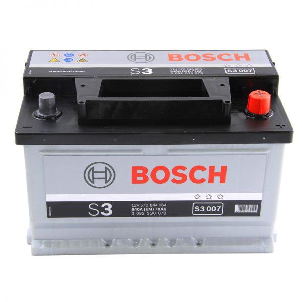 096 Bosch Car Battery (S3007)-0