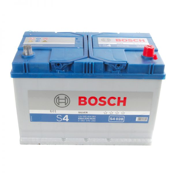 335/249 Bosch Car Battery (S4028)-0