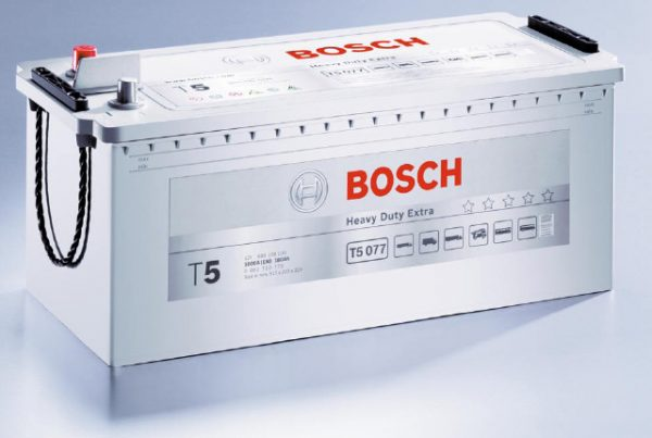 12V 230AH Bosch Silver Powerframe Leisure Battery (L5080)-795