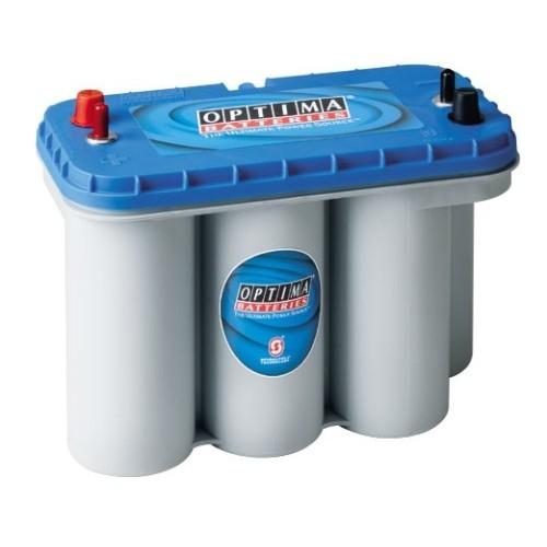 Optima BT DCM 5.5 Blue Top AGM Battery-0