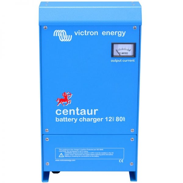 Victron Centaur 12/80 3 Battery Charger 12v 80a Cch012080000-0