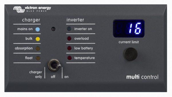 Victron Digital Multi / Quattro Control 200/200A GX- - DMC000200010R-0
