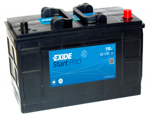 663 Exide Start Pro Heavy Duty Commercial Battery (EG1100) (EF1202)-0