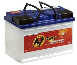 12v 90AH Banner Energy Bull Leisure Battery (95601)-0