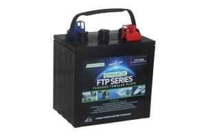 6V FFP-6210 (T105) Leoch 230ah Monobloc Semi Traction Battery-0