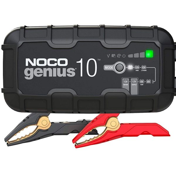 6V/12v 10A NOCO GENIUS 10 Stage Intelligent Battery Charger-0