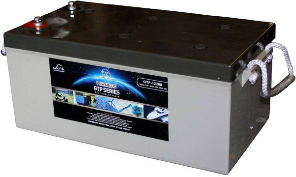 12V 205AH Leoch Powabloc Tubular Gel Leisure Battery (GTP12210)-0
