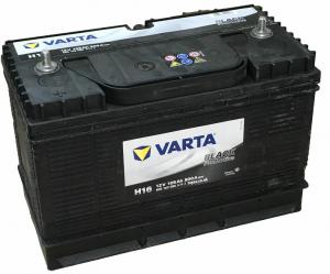 VARTA H16 Promotive Commercial Battery 605 103 080 (641)-0