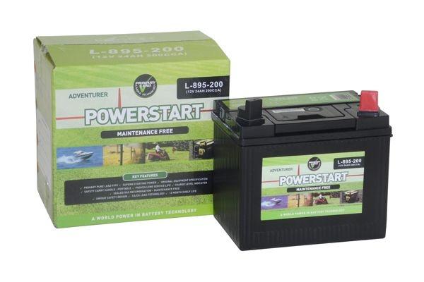 895/U19L Powerstart Lawnmower Battery-0
